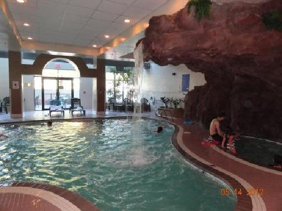 Embassy Suites by Hilton Seattle North Lynnwood: Pool & Spa