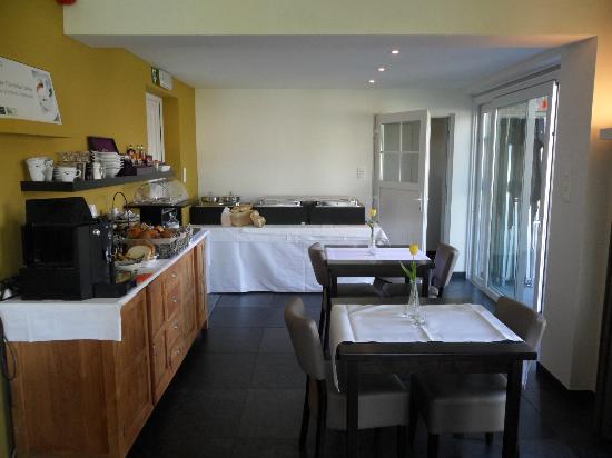 B&B De Casteleer: Dining/Breakfast room