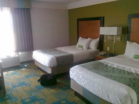 La Quinta Inn & Suites Greenville Haywood: Standard Double room