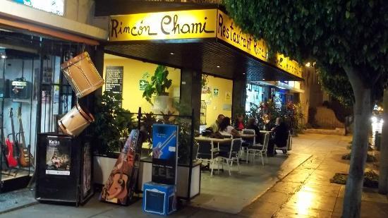 Rincon Chami