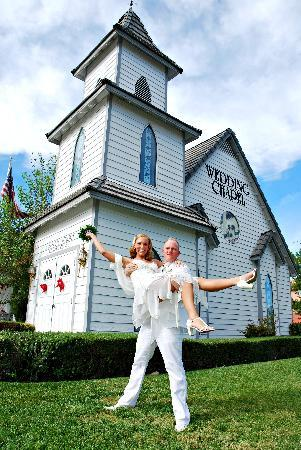 A Special Memory Wedding Chapel
