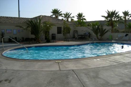 Rio Del Sol Inn Needles: Une eau toujours fraîche en plein désert