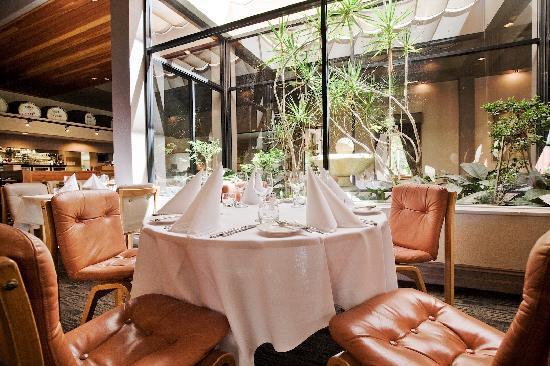 Lenzerheide Restaurant : Fine dining in sumptuous elegance