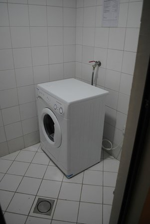Baity Hotel Apartments: Washer