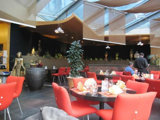 Le Jardin Thai: Interior