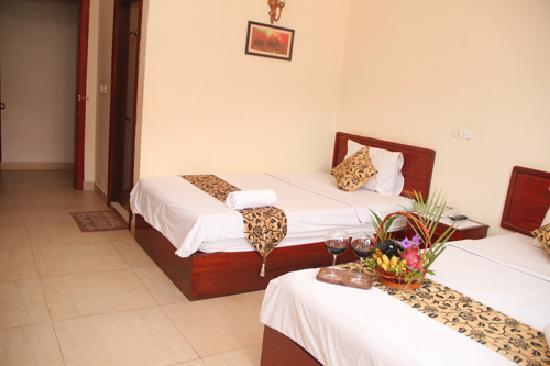 Siem Reap Bat Hotel : Twin Room