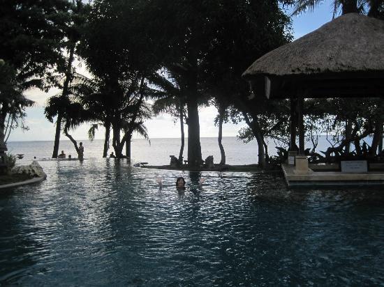Puri Bagus Lovina: Heerlijk, groot zwembad