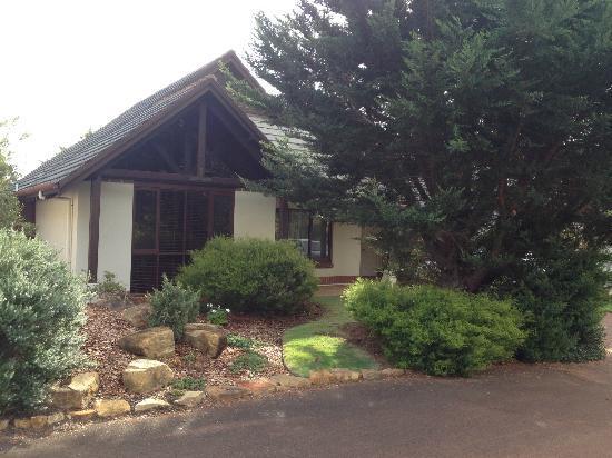 Margaret River Resort: Pretty villas