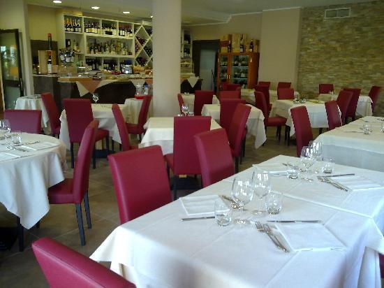 Hotel Des Alpes: restaurant