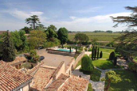 Photo of Hotel Logis des Remparts Saint-Emilion