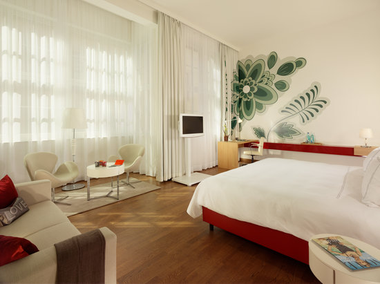 Hyperion Hotel Dresden: Grand Room view