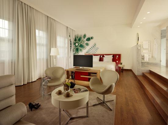 Hyperion Hotel Dresden: Junior Suite