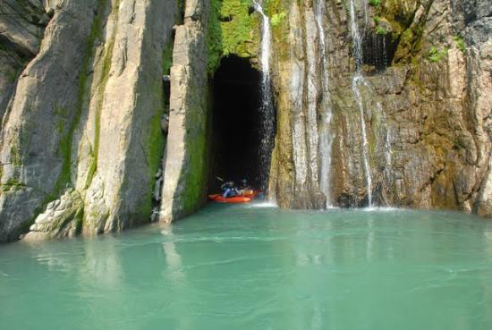 Aquaterra Adventures: A Cool Moment!