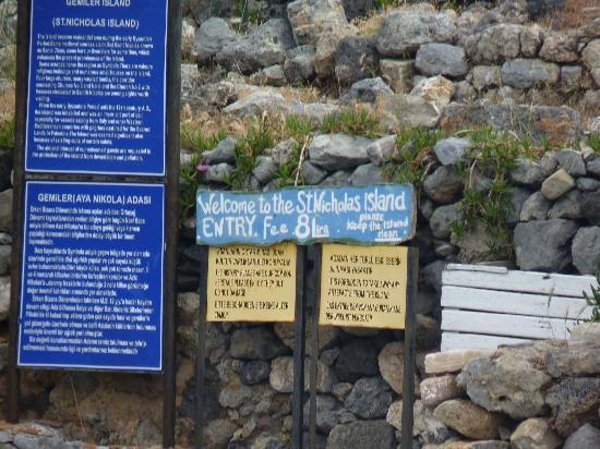 Aes Club Hotel: St Nicholas island- Turkey is brimming full of history!!