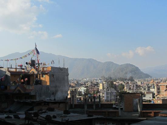 Hotel Encounter Nepal: View