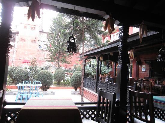 Hotel Encounter Nepal: Restaurant