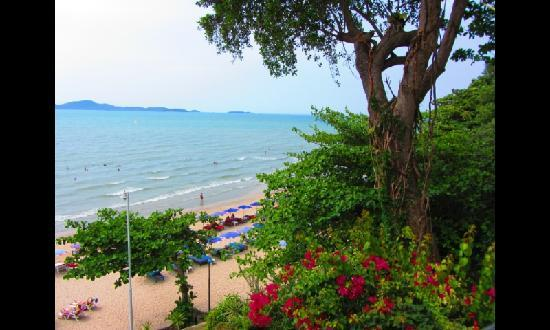 Asia Pattaya Hotel: Asia Pattaya Private Beach