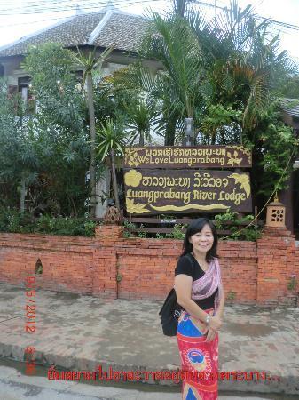 لونغبرابانغ ريفر لودج1: Luang Prabang River Lodge