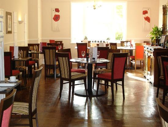 Joules Pizzeria, Bar & Restaurant: Restaurant