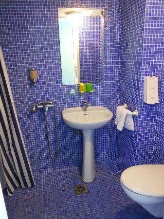 Solar Hôtel : il bagno
