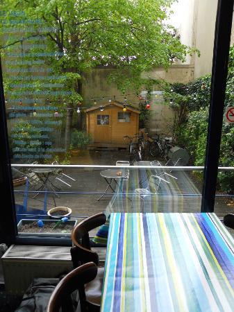 Solar Hotel: la sala colazione