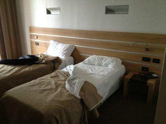 Hotel Sporting: I letti
