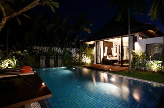 Anchan Villas : Night Time Suite