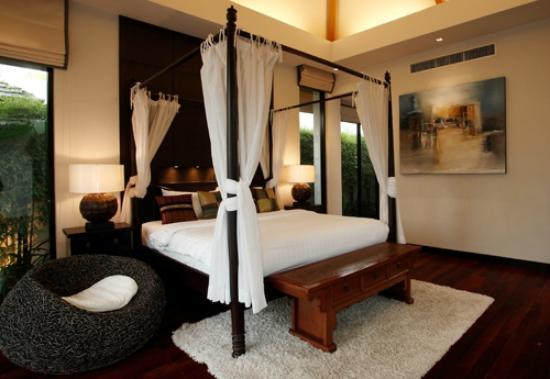 Anchan Villas : Masetr bedroom suite