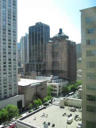 Park Hyatt Chicago: View from 1317 of Magnificent Mile