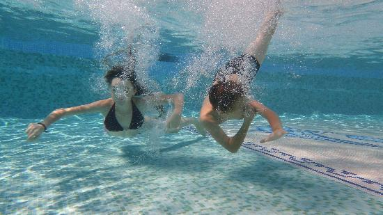 Ciela Village Camping International : underwater picture taken by staff