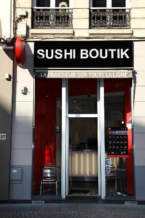 Sushi Boutik Lille Faidherbe