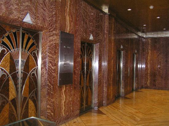 Lobby Picture Of Chrysler Building New York City