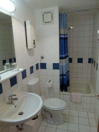 Appartementhotel Hamburg: Badezimmer