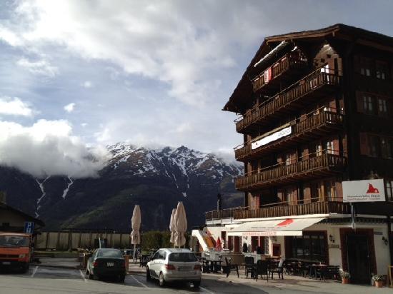 Hotel-Restaurant Walliserhof : Hotel