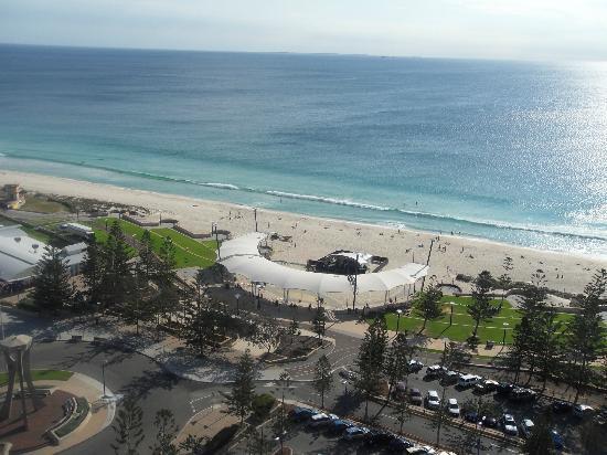 Rendezvous Hotel Perth Scarborough: Scarborough Beach amphitheatre