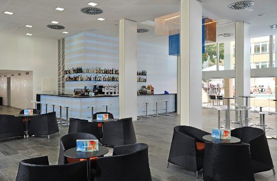 Hotel Hispania : Bar