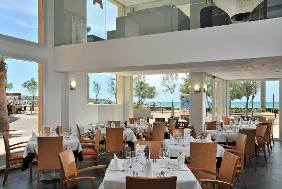 Hotel Hispania : Restaurant