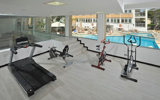 Hotel Hispania : Fitness