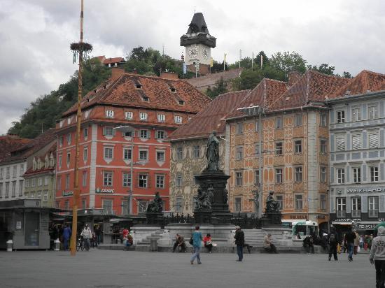 Altstadt von Graz: Graz old town