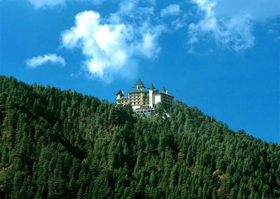 Wildflower Hall, Shimla in the Himalayas: The Oberoi Wildflower