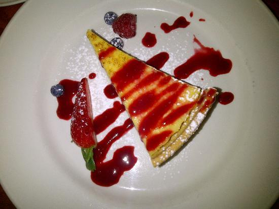 Ego Mediterranean Restaurant and Bar, Stockton Heath: Dessert ....just incredible