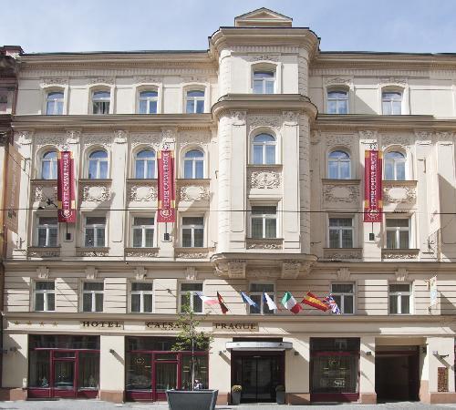 Hotel Caesar Prague Exterior