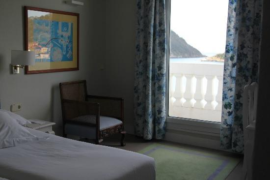 Hotel Niza: 部屋ツイン