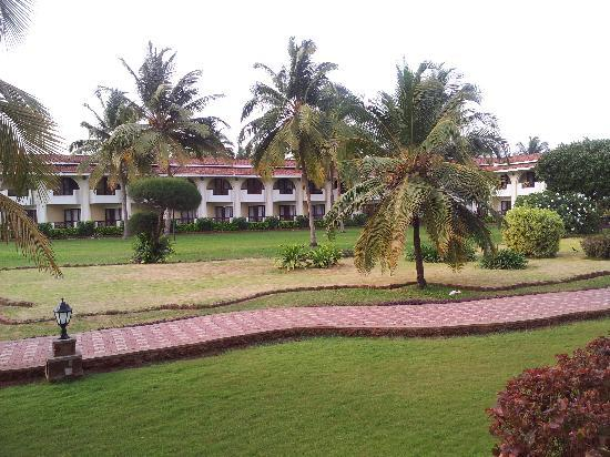 Holiday Inn Resort Goa: View from our room