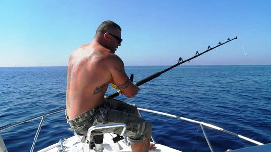 Catching tuna fish picture of predator big game fishing for Tuna fishing games