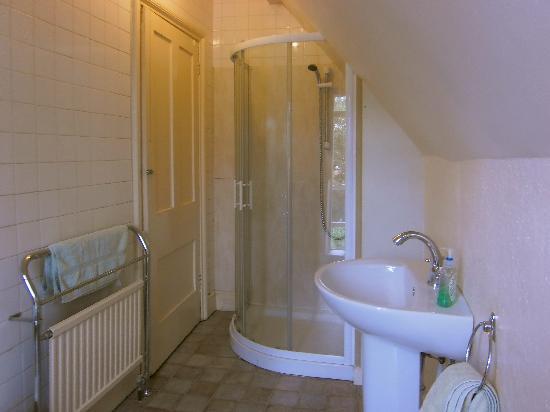 Awentsbury Hotel Birmingham: Bathroom .