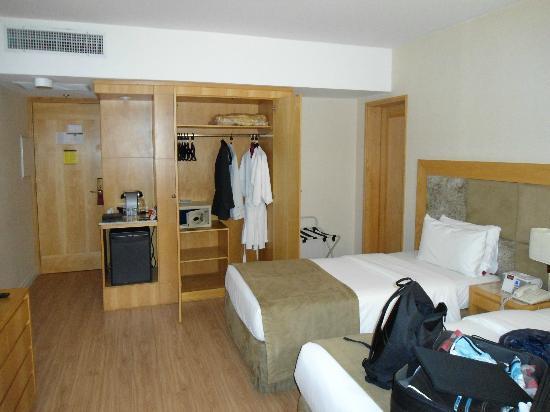Mercure São Paulo Jardins Hotel: habitacion en el 6to piso