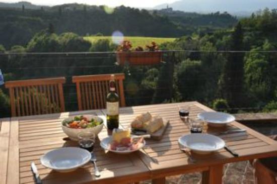 Sangervasio: Dinner on the Terrace