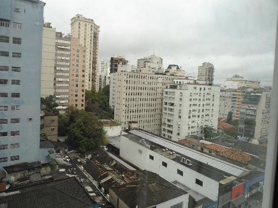 Mercure São Paulo Jardins Hotel: Vista desde la habitacion, piso 6