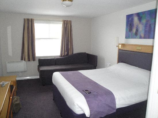 Premier Inn Basildon South Hotel: from the doorway